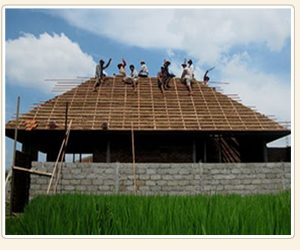 gazebo for sale, traditional balinese style gazebo, wooden roof bali